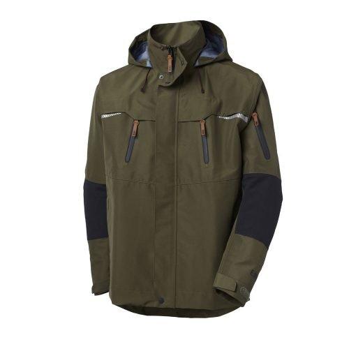 Viking Gore-tex jacket green