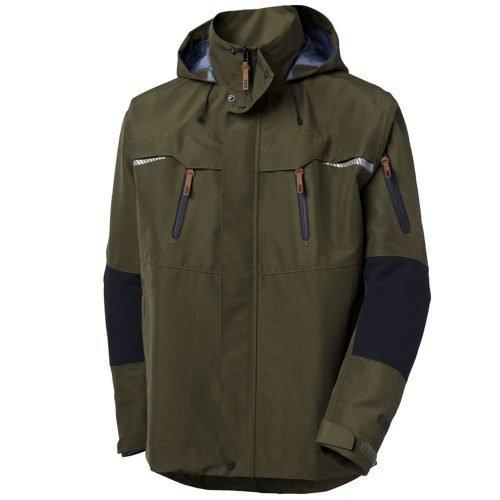 Viking Gore-Tex Green Jacket with Hood