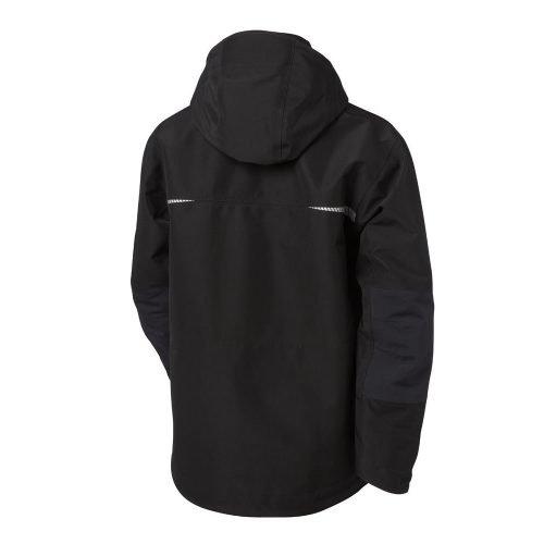 Gore-tex jacket black hood
