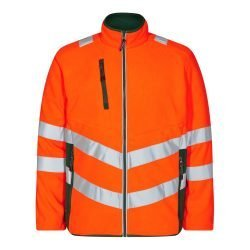 Engel Hi Vis Safety Fleece Jacket