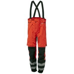 SAFETY HI VIS TROUSERS HEAVY DUTY TECHNICAL
