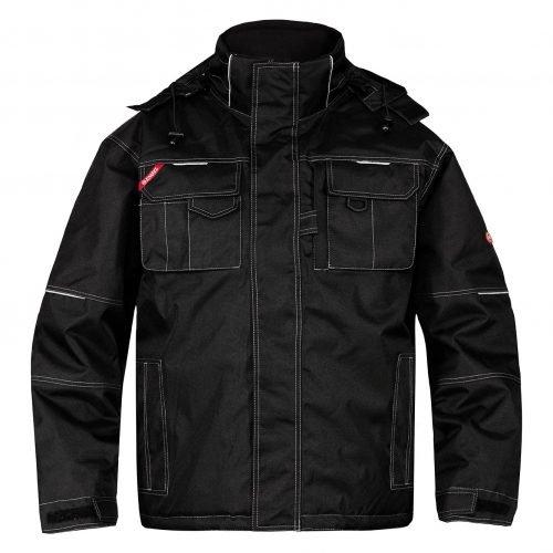 Engel Combat Pilot jacket black