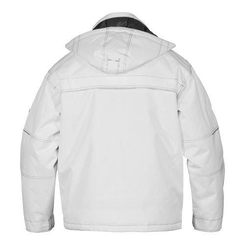 Engel Combat Pilot jacket white Back