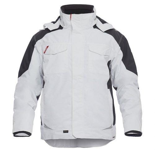 Engel Galaxy Winter Jacket White and Grey