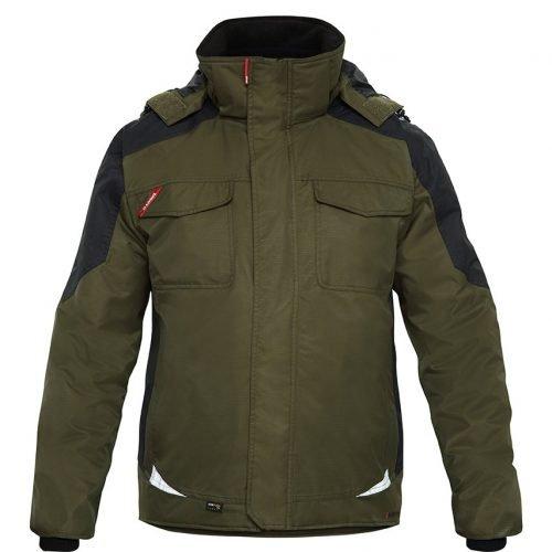 Engel Galaxy Winter Jacket Forest Green