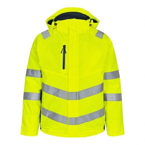 Engel Hi Vis Safety Winter Jacket