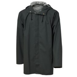VIKING RUBBER GREEN POPULAR RAIN JACKET
