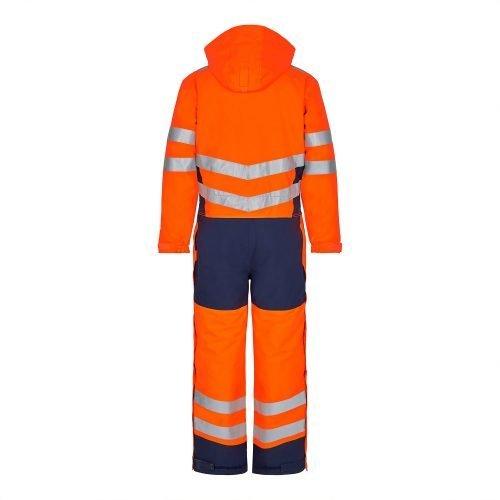 Engel Hi Vis Yellow Engel Safety Winter Boiler Suit4946-930-10165b