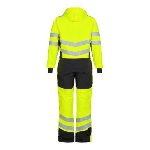 Engel Hi Vis Yellow Engel Safety Winter Boiler Suit4946-930-3820b