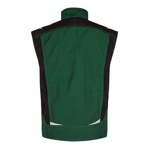 Engel Galaxy Service Vest Green Black Back