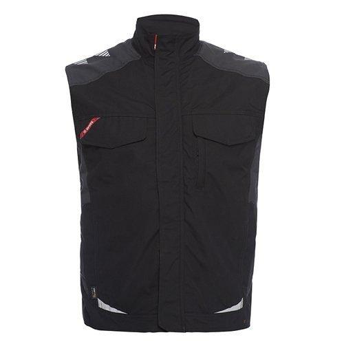 Engel Galaxy Service Vest Black Grey