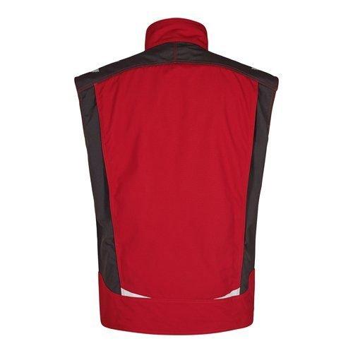 Engel Galaxy Service Vest Red Grey