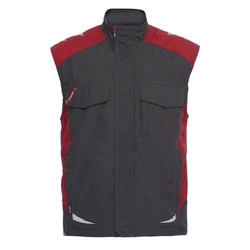 Engel Galaxy Service Vest Grey Red