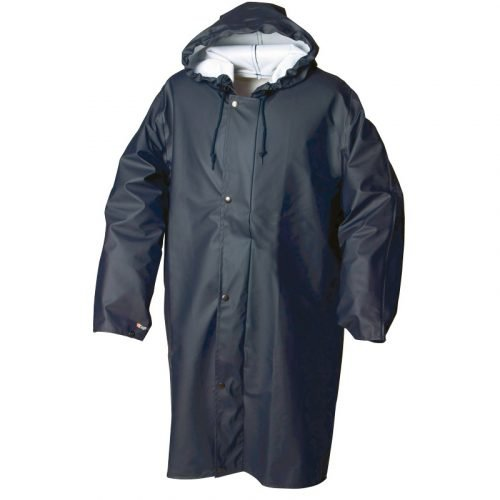 Blue Waterproof Raincoat