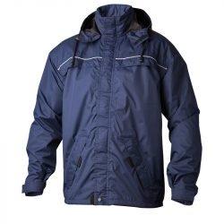 Rain Suit Jacket Navy Blue