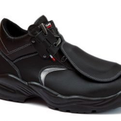 Safety boots metatarsal protection
