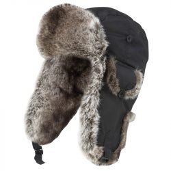 Winter hat with fur Top swede