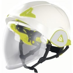 ONYX Delta White Safety Helmet