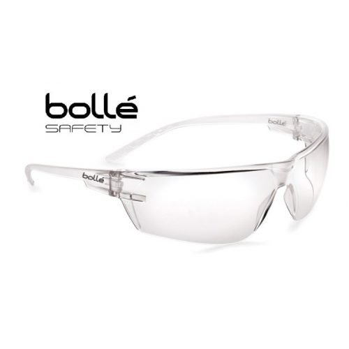 Bolle S10 Safety Glasses Clear Colour