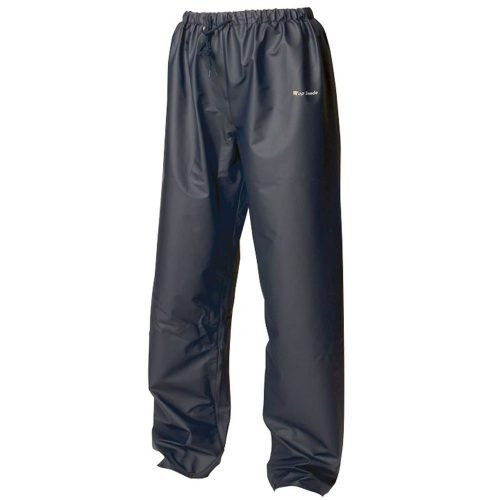 Navy Rain Trousers