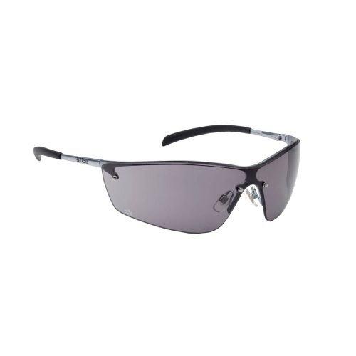 Bolle Silium Safety Glasses Smoke Colour